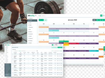 Gym Membership Software