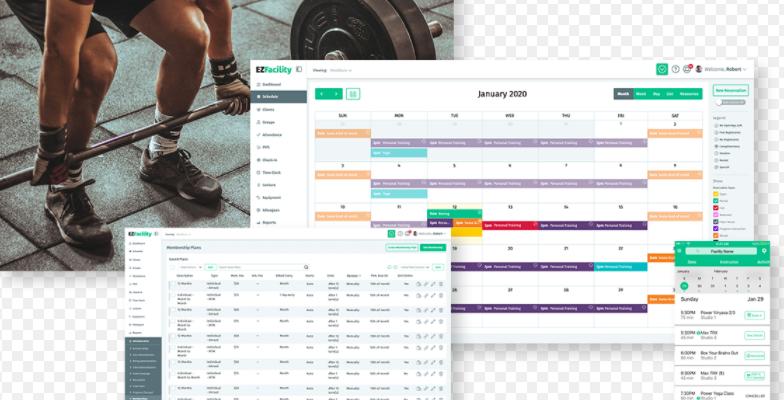Gym Membership Software