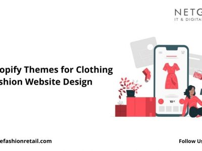 Shopify Fashion eCommerce Design