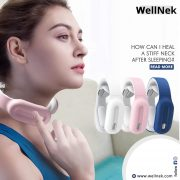 neck roller massager