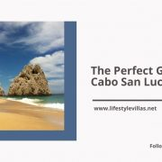 beachfront villas Cabo San Lucas