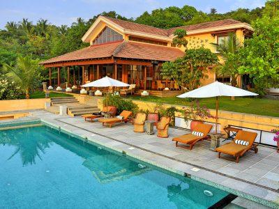 3 bedroom villa in goa