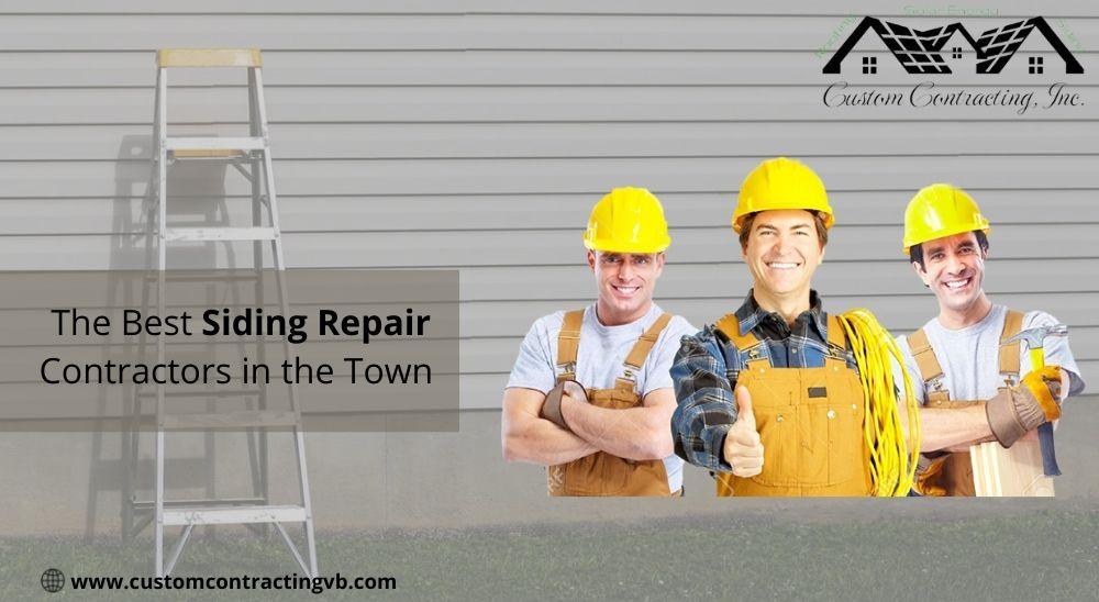 Siding Installation Contractor