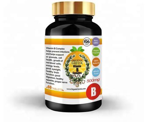 buy natural vitamin b complex